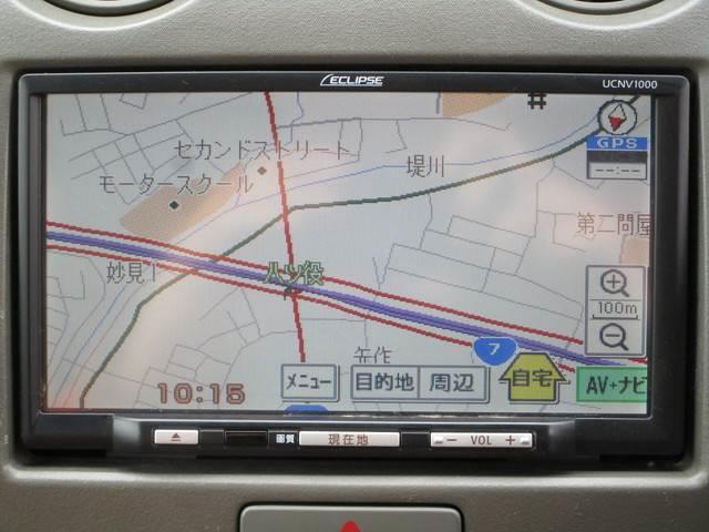 G 4WD メモリナビ ワンセグ 走行5.2万km(4枚目)