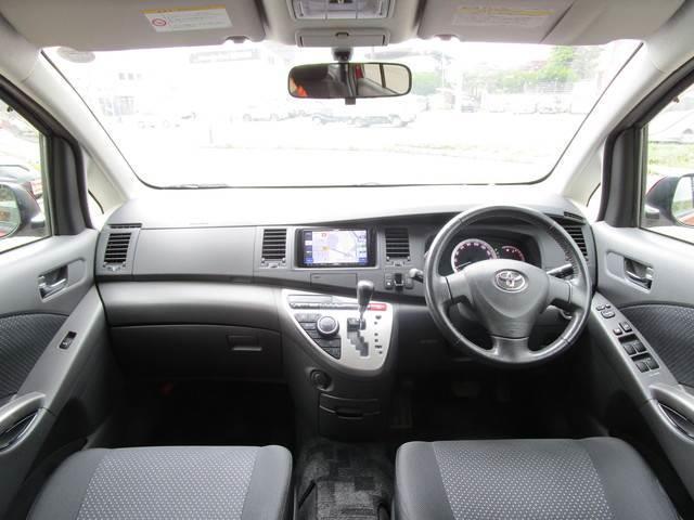 プラタナ 4WD 両側電動ドア ナビ TV ETC HID(5枚目)
