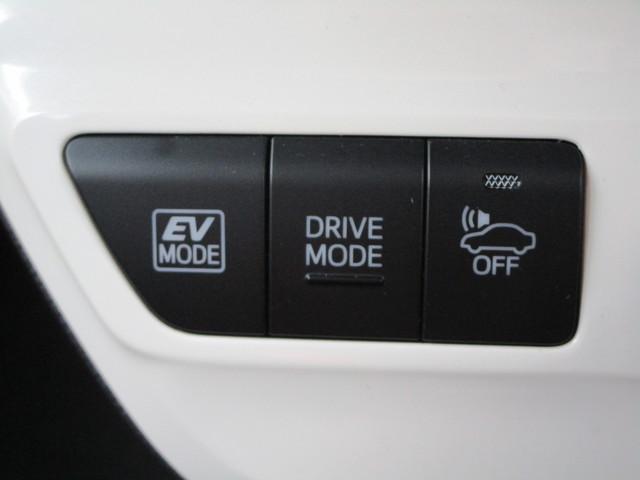 電気だけで走るEVモードも搭載!トヨタが世界に誇るハイブリッド車です!