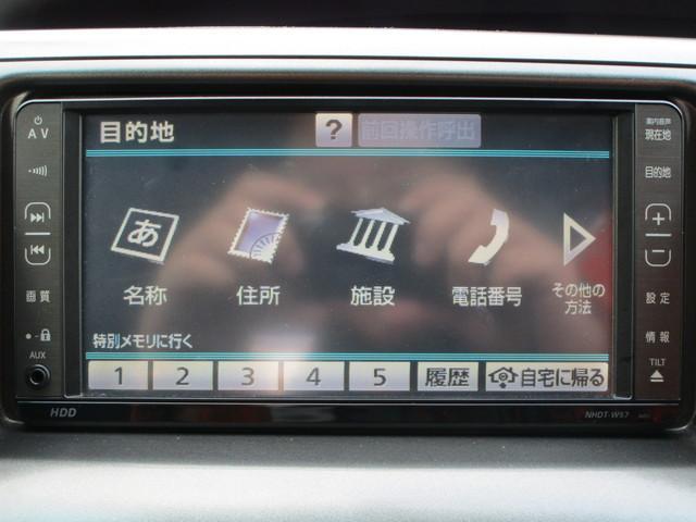 アエラス 4WD 両電動スライド ナビ TV フリップダウン(7枚目)