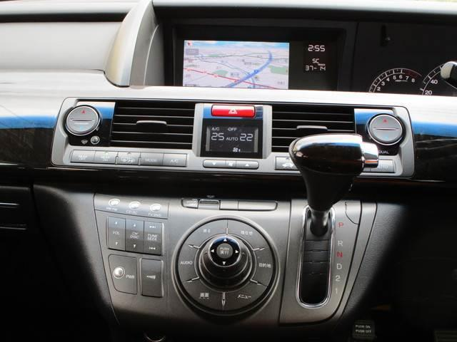 GエアロHDDナビスペシャルパッケージ 4WD 寒冷地仕様 両側電動スライド Bカメ Wパワスラ ETC HID(6枚目)