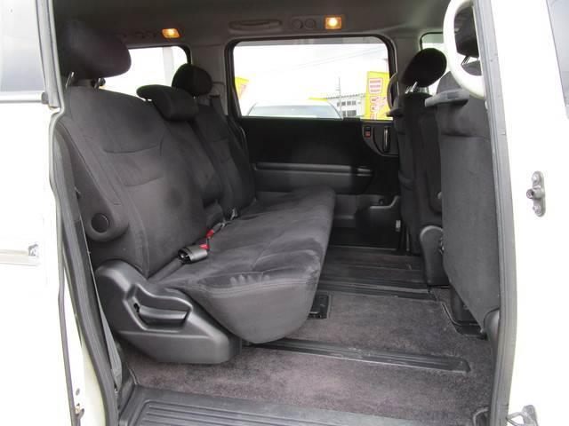 GエアロHDDナビスペシャルパッケージ 4WD 寒冷地仕様 両側電動スライド Bカメ Wパワスラ ETC HID(12枚目)