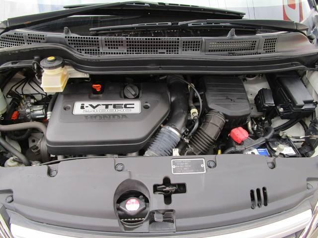 GエアロHDDナビスペシャルパッケージ 4WD 寒冷地仕様 両側電動スライド Bカメ Wパワスラ ETC HID(19枚目)