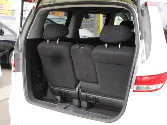 GエアロHDDナビスペシャルパッケージ 4WD 寒冷地仕様 両側電動スライド Bカメ Wパワスラ ETC HID(37枚目)