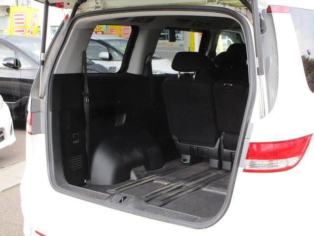GエアロHDDナビスペシャルパッケージ 4WD 寒冷地仕様 両側電動スライド Bカメ Wパワスラ ETC HID(39枚目)