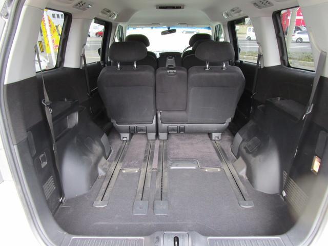 GエアロHDDナビスペシャルパッケージ 4WD 寒冷地仕様 両側電動スライド Bカメ Wパワスラ ETC HID(40枚目)