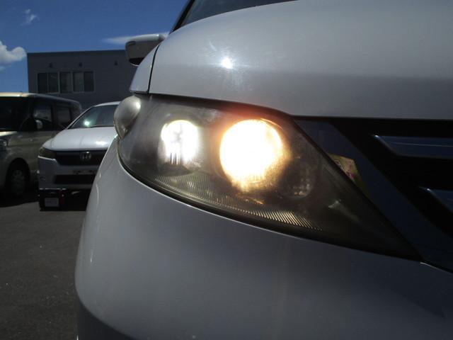 GエアロHDDナビスペシャルパッケージ 4WD 寒冷地仕様 両側電動スライド Bカメ Wパワスラ ETC HID(51枚目)