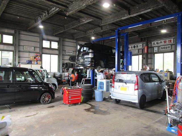GエアロHDDナビスペシャルパッケージ 4WD 寒冷地仕様 両側電動スライド Bカメ Wパワスラ ETC HID(65枚目)