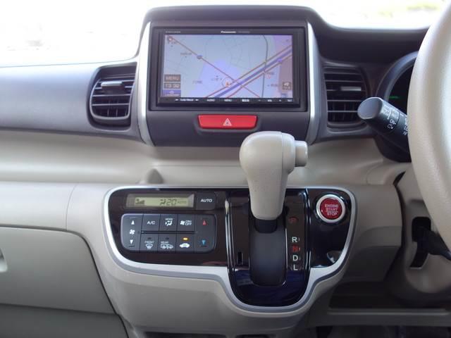 G Lパッケージ 4WD 左側電動スライドドア メモリナビ CD ワンセグTV キーフリー プッシュスタート 横滑り防止機能 タイミングチェーン(7枚目)