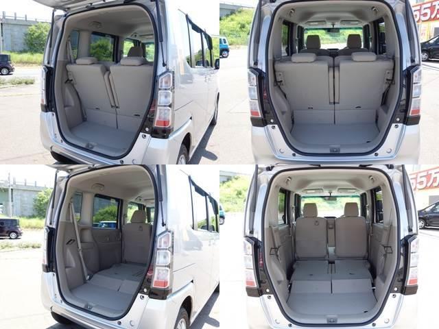 G Lパッケージ 4WD 左側電動スライドドア メモリナビ CD ワンセグTV キーフリー プッシュスタート 横滑り防止機能 タイミングチェーン(14枚目)