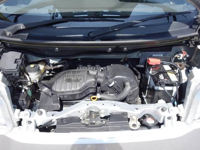 G Lパッケージ 4WD 左側電動スライドドア メモリナビ CD ワンセグTV キーフリー プッシュスタート 横滑り防止機能 タイミングチェーン(18枚目)
