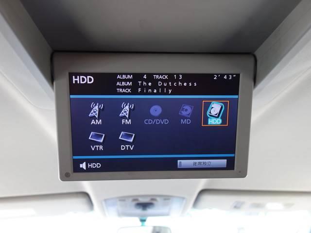 2.4 Z 7人 4WD 両側電動スライドドア HDDナビ フルセグTV Bluetooth フリップダウンモニター ETC HID タイミングチェーン(7枚目)