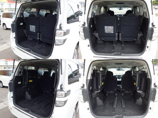 2.4 Z 7人 4WD 両側電動スライドドア HDDナビ フルセグTV Bluetooth フリップダウンモニター ETC HID タイミングチェーン(14枚目)