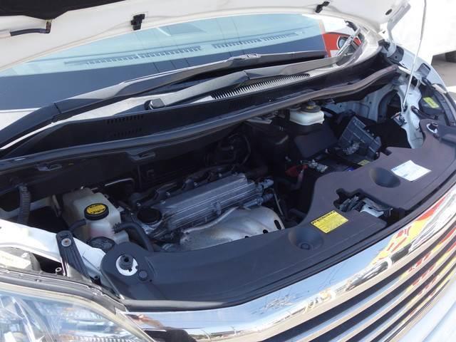 2.4 Z 7人 4WD 両側電動スライドドア HDDナビ フルセグTV Bluetooth フリップダウンモニター ETC HID タイミングチェーン(19枚目)