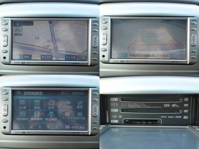 AS プライムセレクション 4WD 電動スライドドア 電動バックドア DVDナビ フリップダウンモニター バックカメラ 寒冷地仕様 ETC ドライブレコーダー(7枚目)