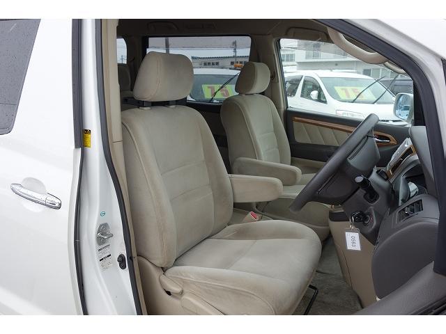 トヨタ アルファードV AX L 4WD タイベルチェーン 両側パワースライド