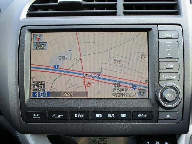 ホンダ ストリーム RSZ 4WD 1年間保証付き 寒冷地仕様 HDDナビ