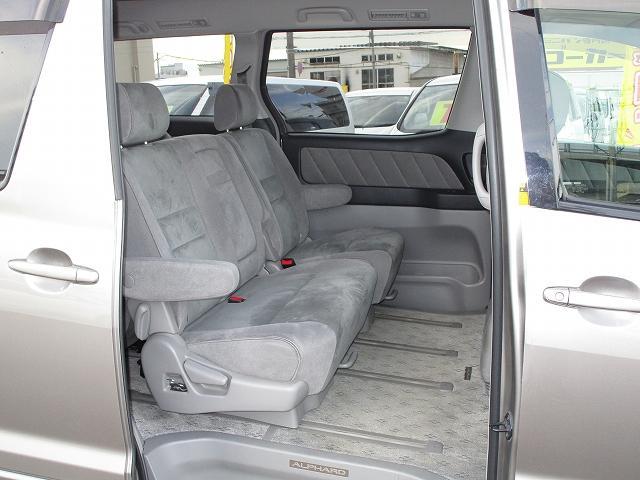 トヨタ アルファードG AS プレミアム アルカンターラバージョン 4WD 1年保証