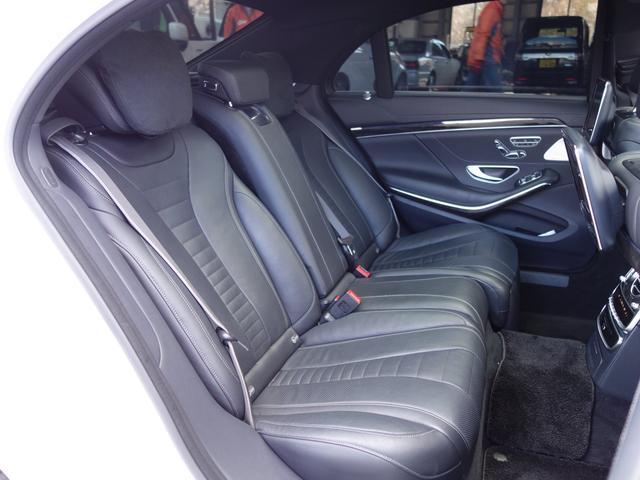 S550L ショーファー AMGスポーツ 黒革 サンルーフ(14枚目)