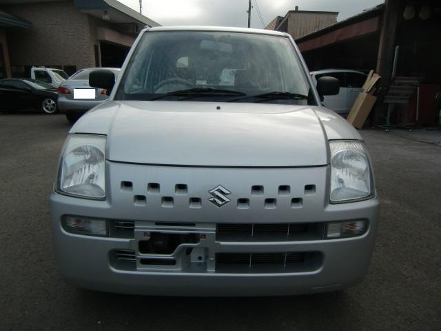 スズキ アルト EII 4WD