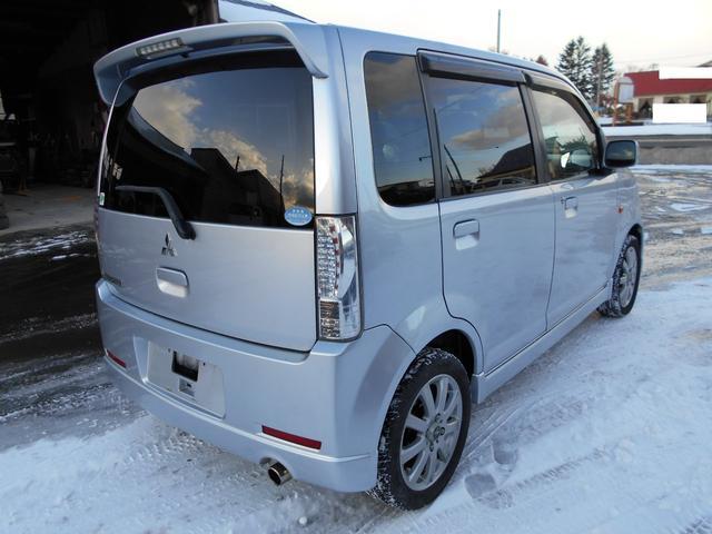 「三菱」「eKスポーツ」「コンパクトカー」「青森県」の中古車8