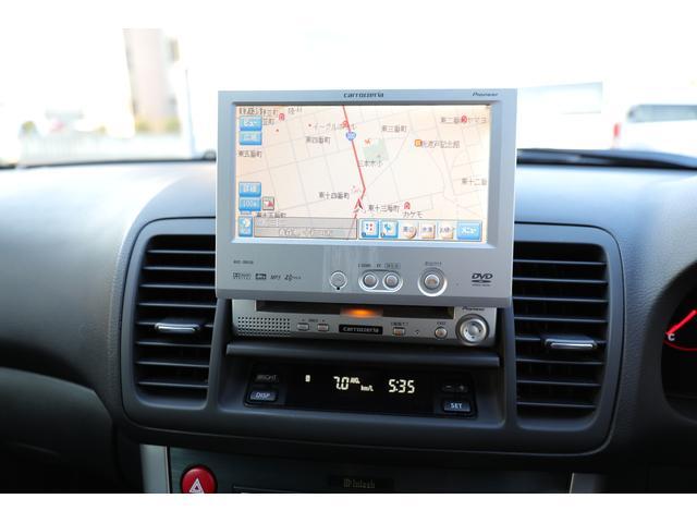 スバル レガシィB4 2.0GT 4WD キーレスキー ナビ タイベル交換済み