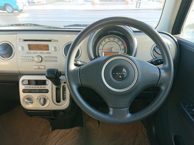 可愛らしい見た目がキュートなラパン!車検整備付き!4WD!