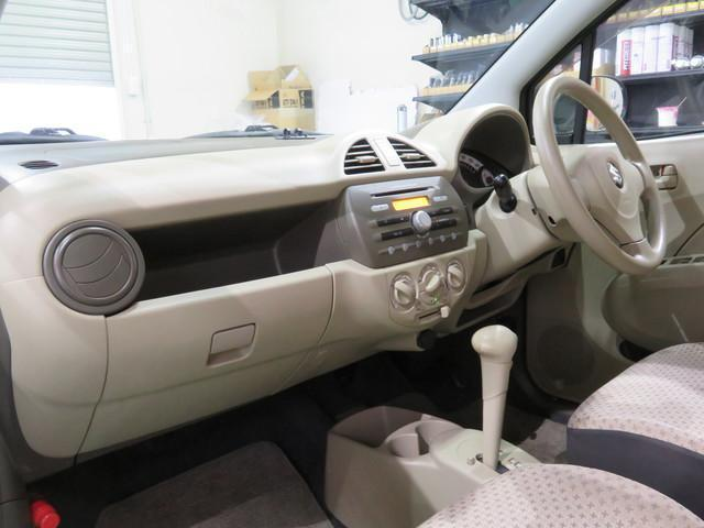 F 4WD キーレス 盗難防止システム ABS パワステ(10枚目)