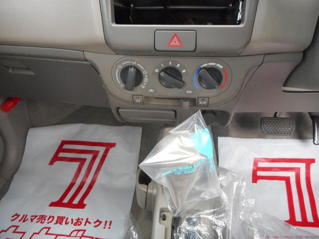 スズキ アルト E 4WD ABS エアバック