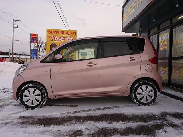 「三菱」「eKワゴン」「コンパクトカー」「青森県」の中古車25