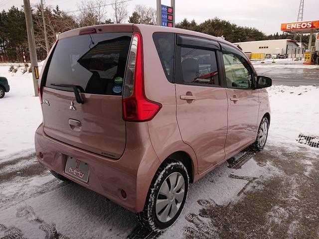 「三菱」「eKワゴン」「コンパクトカー」「青森県」の中古車28
