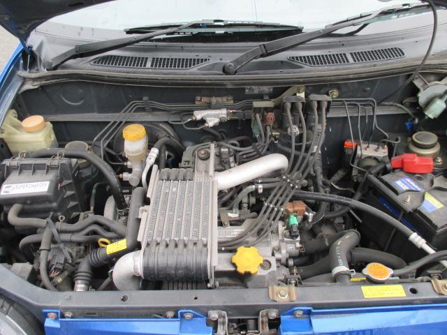 スバル プレオ RS4WD