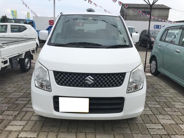 FX 軽自動車 インパネ4AT エアコン アルミホイール(2枚目)