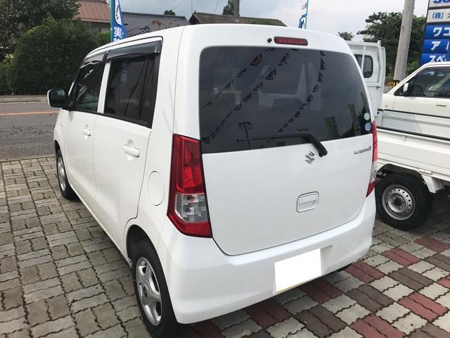 FX 軽自動車 インパネ4AT エアコン アルミホイール(6枚目)