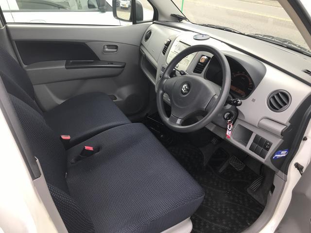 FX 軽自動車 インパネ4AT エアコン アルミホイール(13枚目)