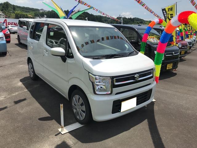 FA 軽自動車 4WD AT エアコン 4名乗り CD(3枚目)