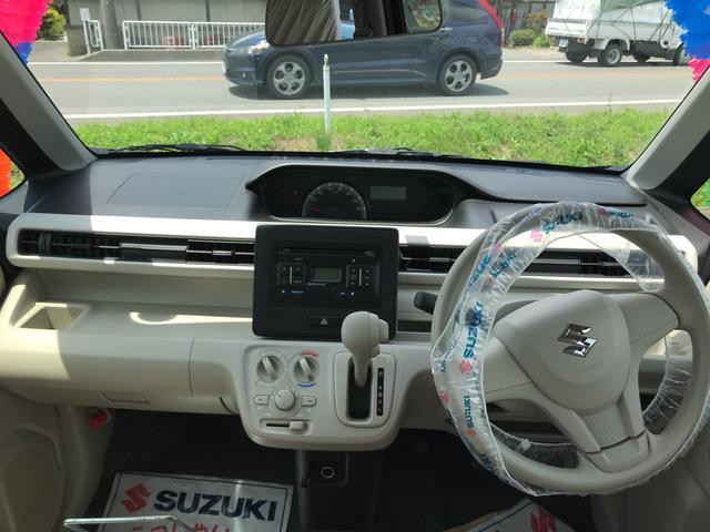 FA 軽自動車 インパネAT エアコン 4名乗り CD(11枚目)