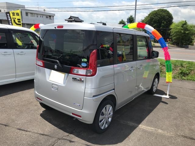 G 軽自動車 インパネAT エアコン 4名乗り スマートキー(4枚目)
