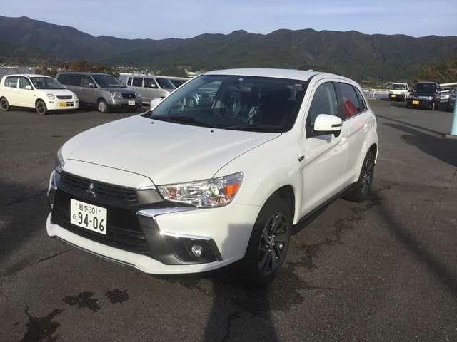「三菱」「RVR」「SUV・クロカン」「岩手県」の中古車5
