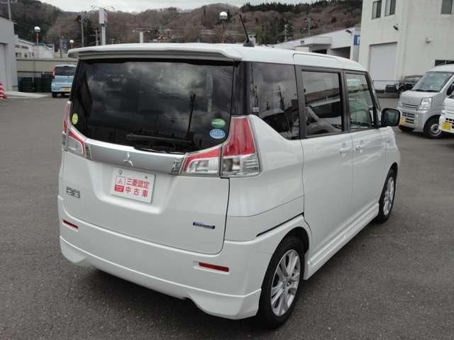 「三菱」「デリカD:2」「ミニバン・ワンボックス」「岩手県」の中古車8