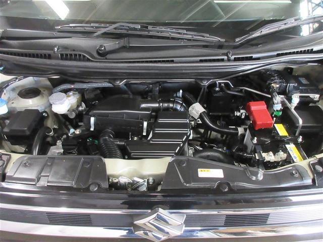 ハイブリッドFX 4WD 衝突被害軽減システム LEDヘッドランプ スマートキー アイドリングストップ 盗難防止装置 キーレス 横滑り防止機能 ベンチシート ハイブリッド(4枚目)