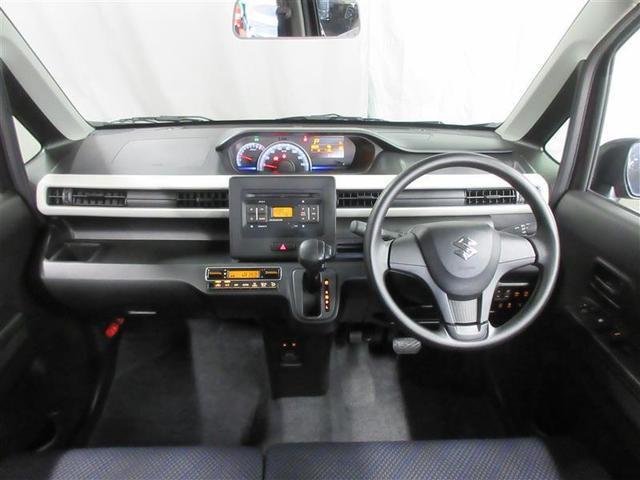 ハイブリッドFX 4WD 衝突被害軽減システム LEDヘッドランプ スマートキー アイドリングストップ 盗難防止装置 キーレス 横滑り防止機能 ベンチシート ハイブリッド(6枚目)