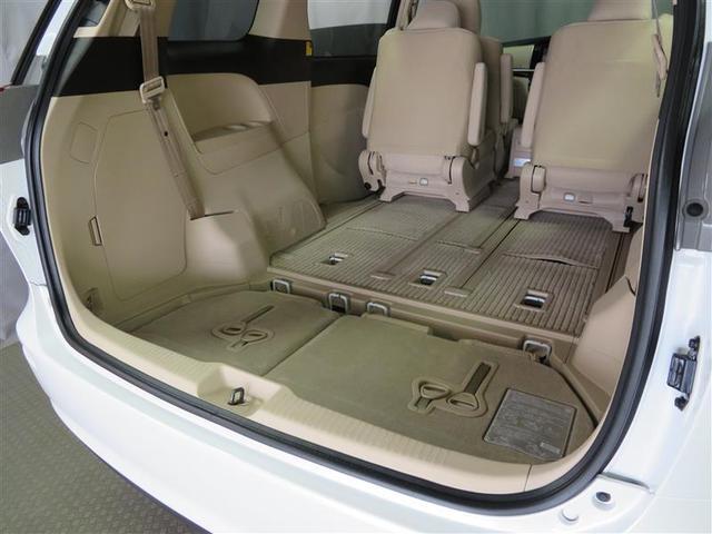 トヨタ エスティマ G 4WD メモリーナビ フルセグ 両側パワースライドドア