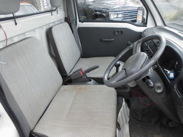 ダイハツ ハイゼットトラック 4WD 5速マニュアル ツインカムエンジン
