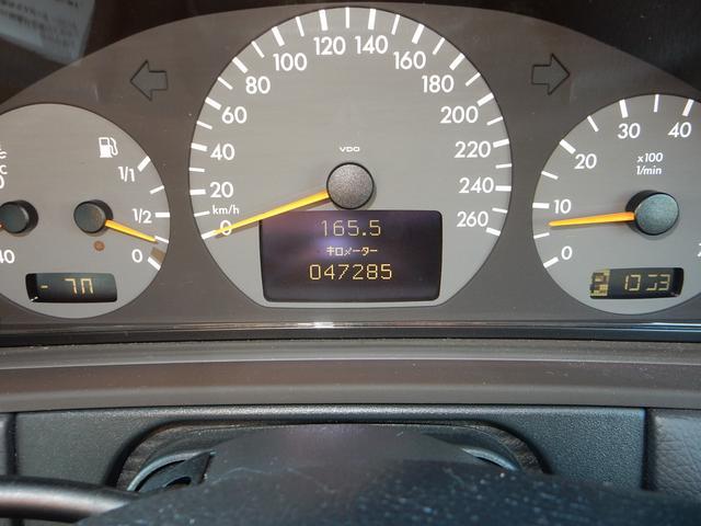 メルセデス・ベンツ M・ベンツ E320 アバンギャルド サンルーフ 革シート