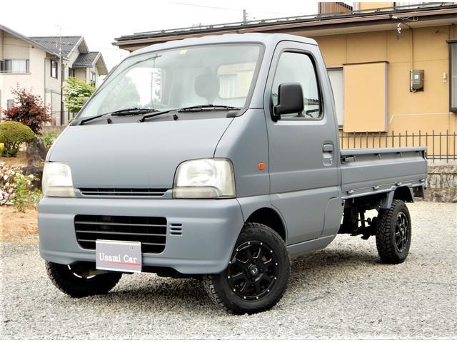 4WD ターボ マニュアル パワステ 色替マッドグレー(2枚目)