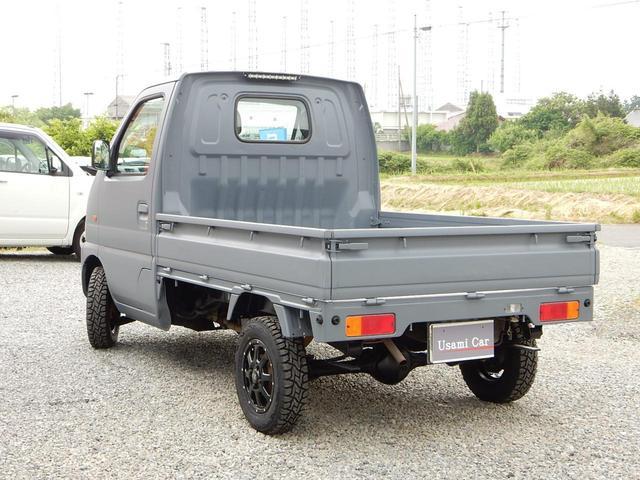 4WD ターボ マニュアル パワステ 色替マッドグレー(7枚目)