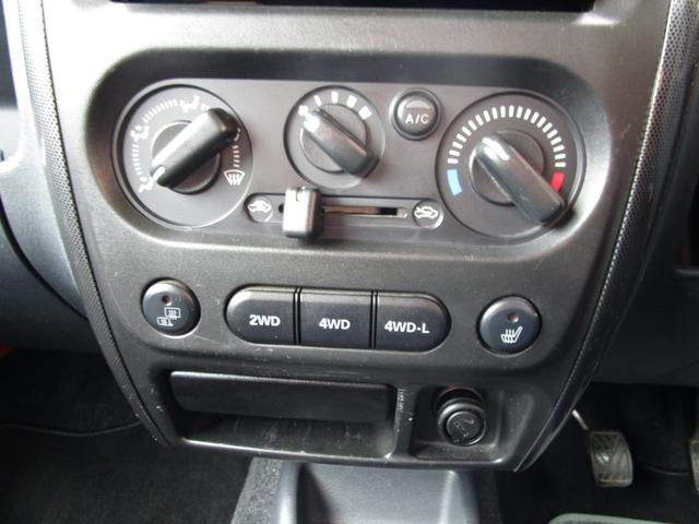 クロスアドベンチャーXC ワンオーナ4WD 5MT キーレス(11枚目)