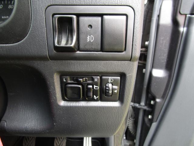 クロスアドベンチャーXC ワンオーナ4WD 5MT キーレス(13枚目)
