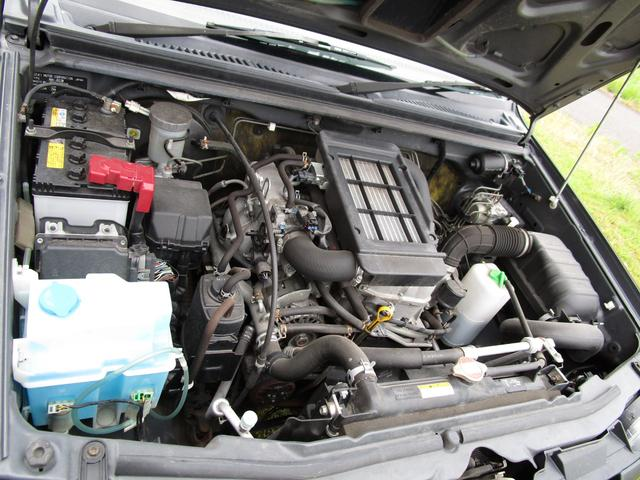 クロスアドベンチャーXC ワンオーナ4WD 5MT キーレス(17枚目)
